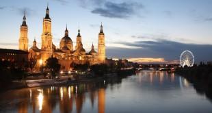 La basílica del Pilar de Zaragoza