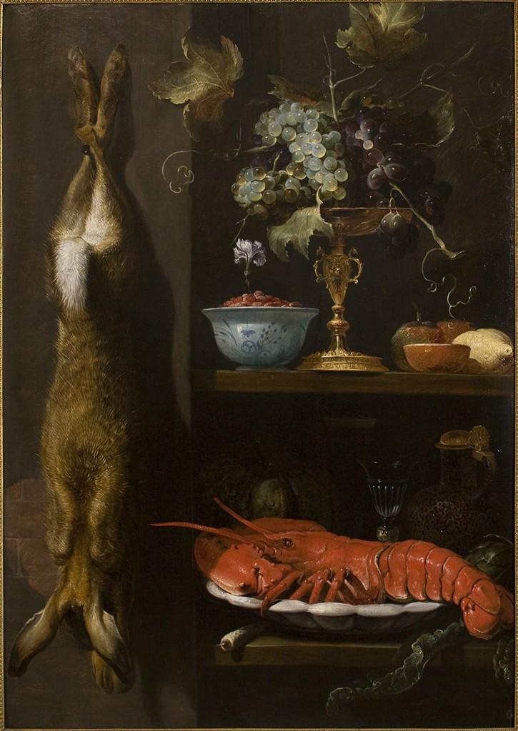 Snijders fue colaborador de Rubens y amigo personal de Van Dyck. Foto:  (c) Collectie Snijders&Rockoxhuis