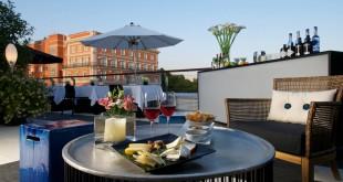 Una mezcla mágica de arte y una buena mesa con vistas privilegiadas puede convertirse en la velada perfecta. Foto: Museo Thyssen.