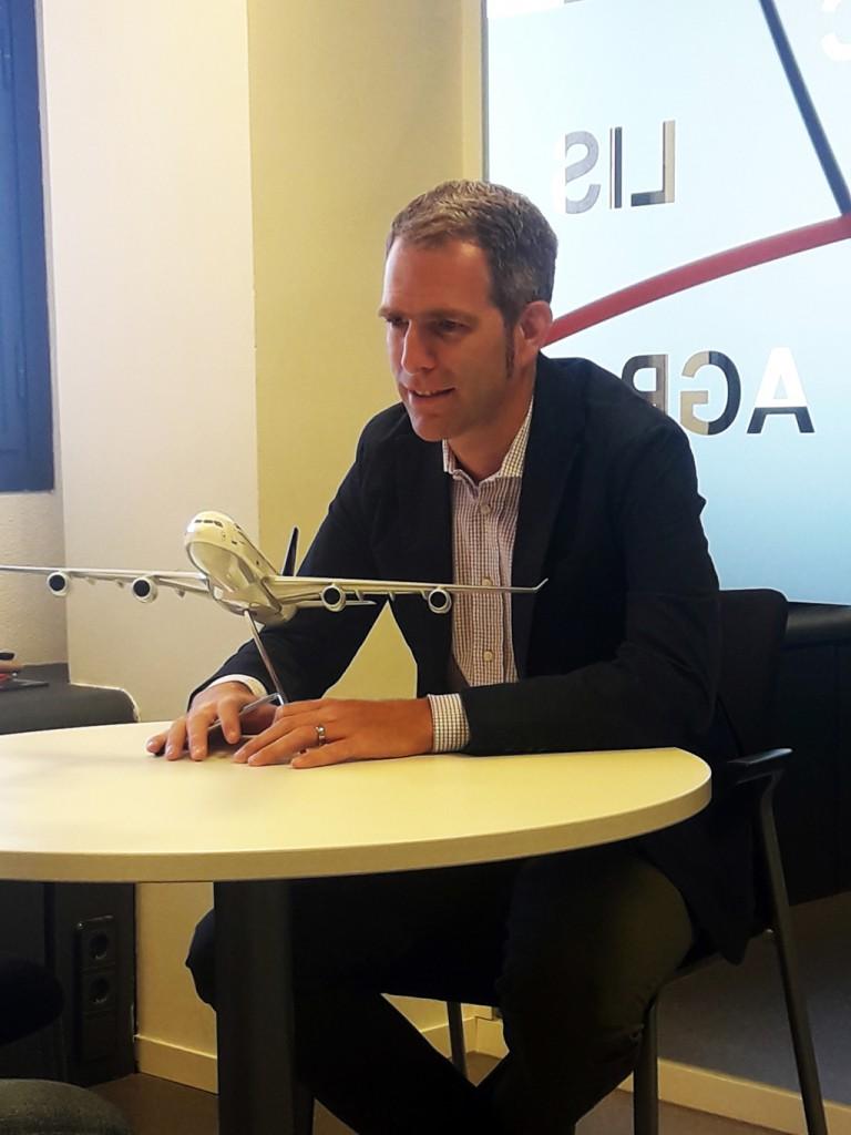 Carsten Hoffmann Lufthansa