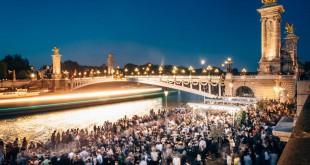 Al frescor de la orilla del Sena, locales como el club Faust se convierten en puntos estratégicos de la noche parisina.