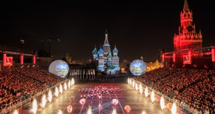 España acude con el espectáculo ecuestre y musical de Córdoba. Ecuestre