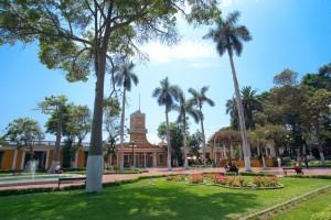Plaza de Barranco. Foto: Carlos Ibarra