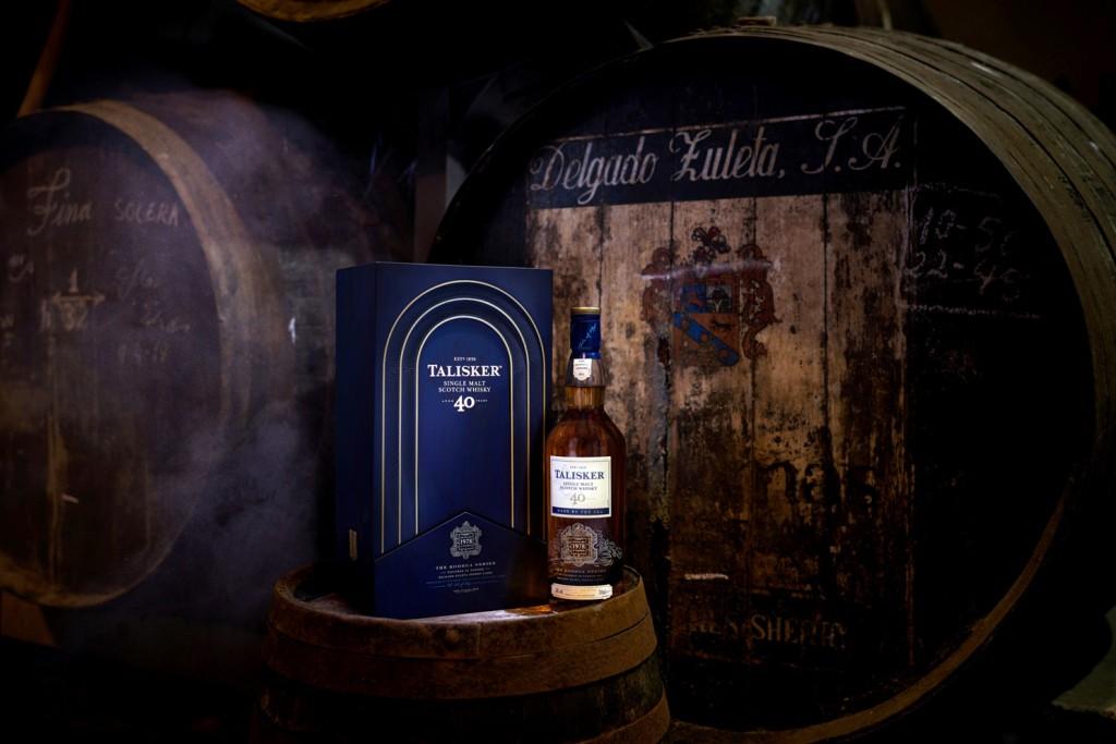 Un whisky con el que celebrar la particularidad y sofisticación de los destilados de Talisker y su relación centenaria con el jerez.