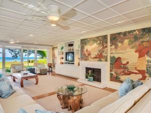 Villa en Honolulu.