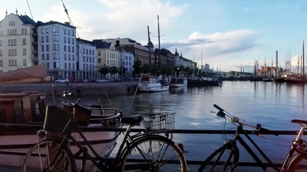 Helsinki y Lyon estrenan el título de Capitales Europeas del Turismo Inteligente que se inicia el próximo año 2019. En la foto: Helsinki.
