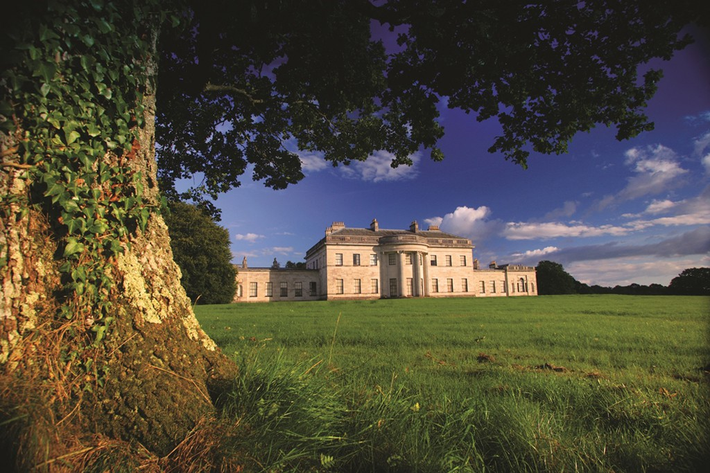 Castillo de Coole, Condado de Fermanagh.