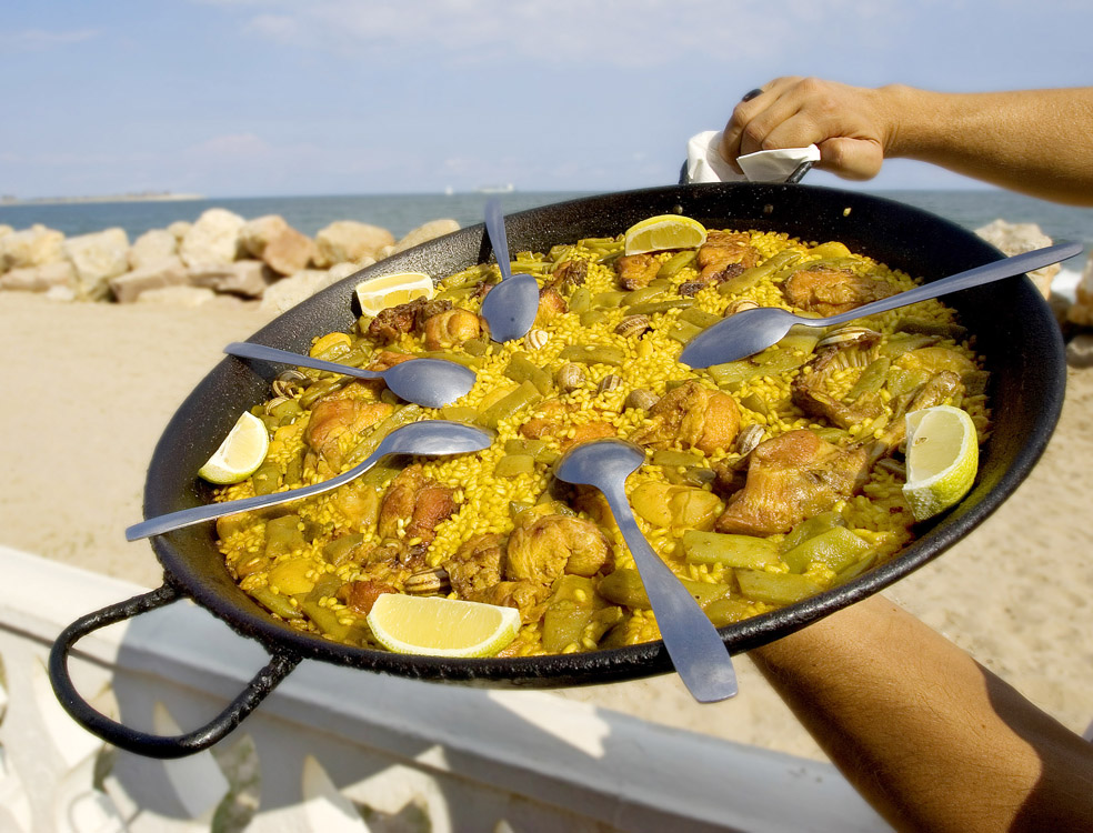 PAELLA World Paella Day