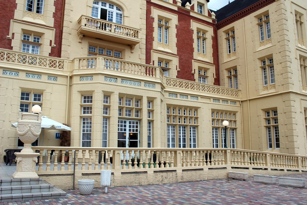 Los arquitectos del edificio son los mismos que levantaron el Palacio de la Magdalena de Santander.