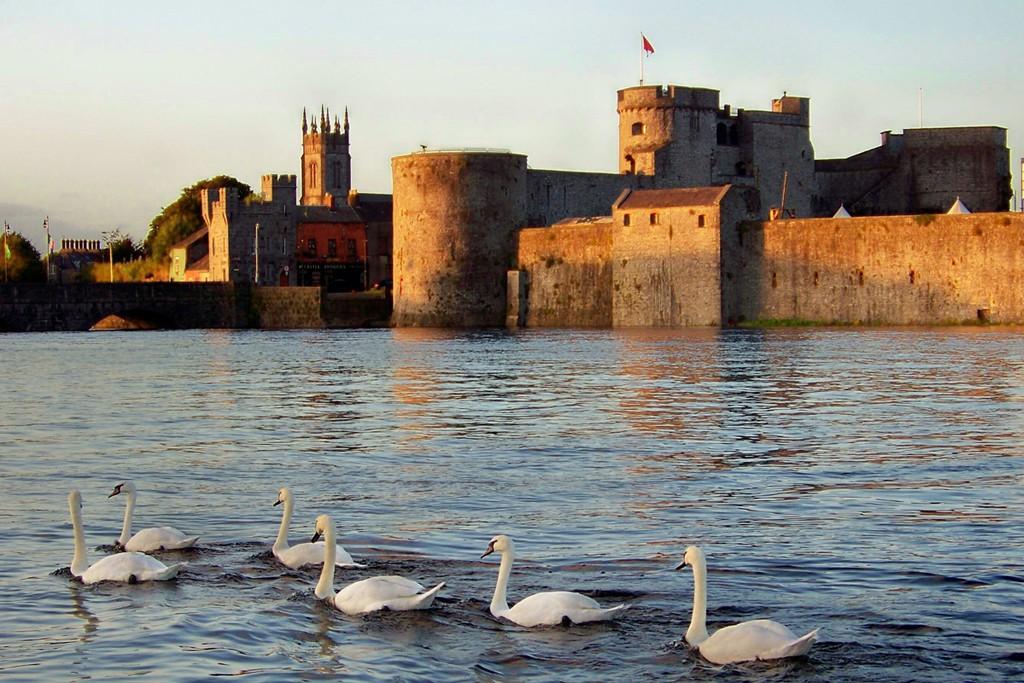 Castillos y lujosas mansiones del siglo XIX en Irlanda, con mucho misterio y romances