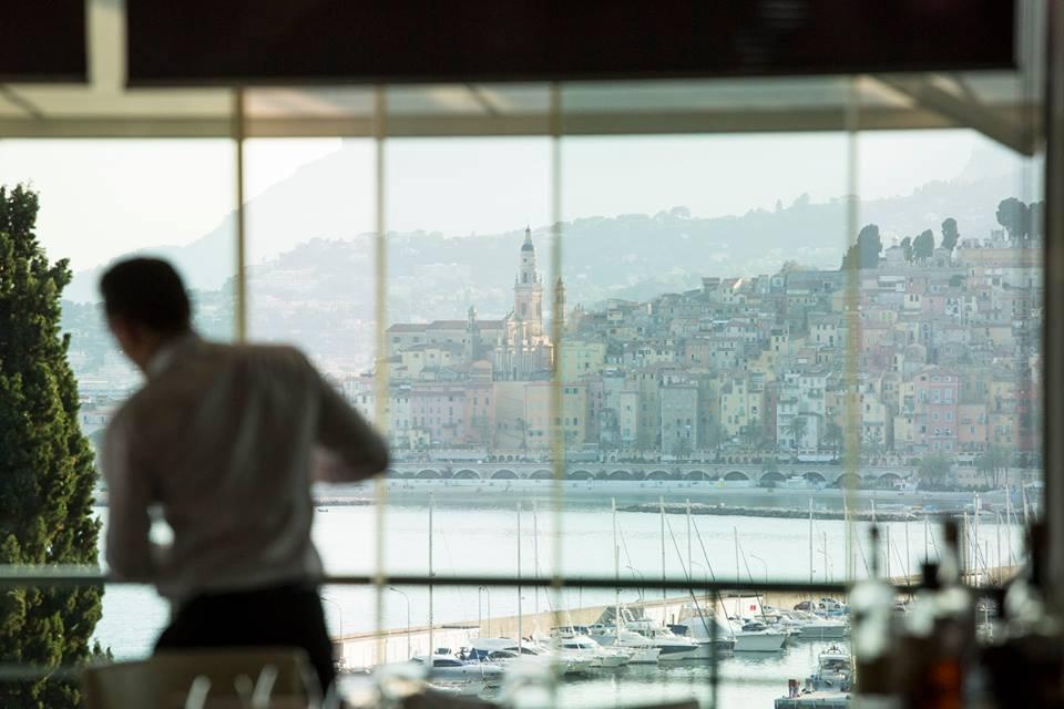 Su restaurante Mirazur tiene dos estrellas Michelin y goza de un sinfín de reconocimientos. Foto: Restaurante Mirazur.