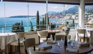 El restaurante Mirazur.