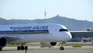 A350 de la compañía.