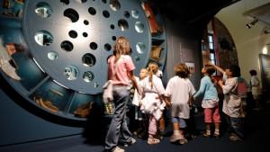 visitas a museos los niños
