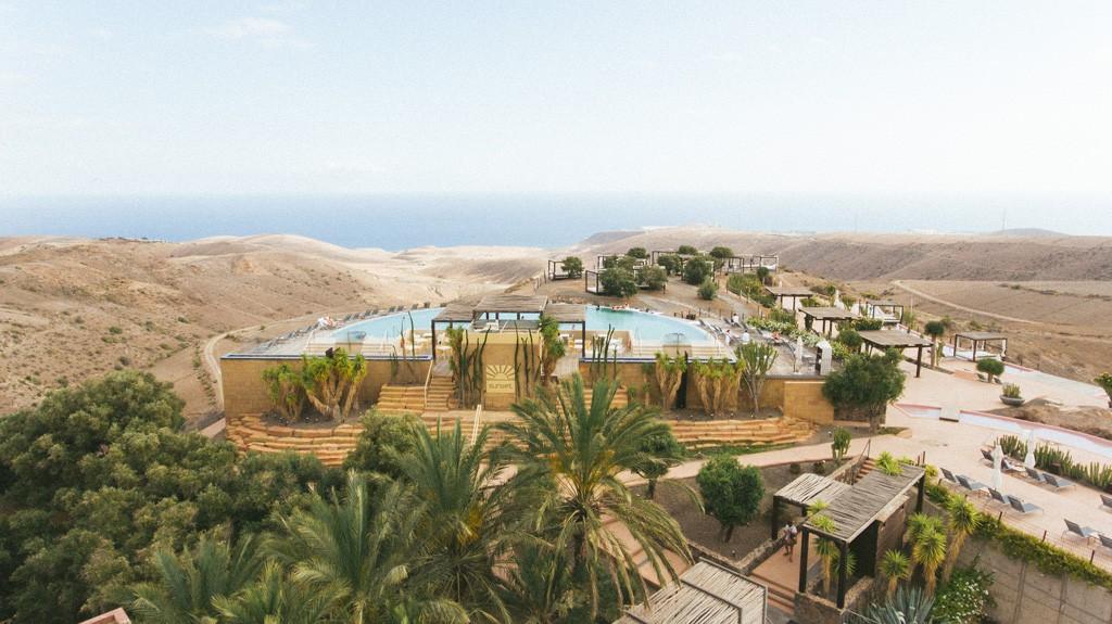 Un complejo hotelero  firmado por el estudio de arquitectura Philp Architects, de Arizona.