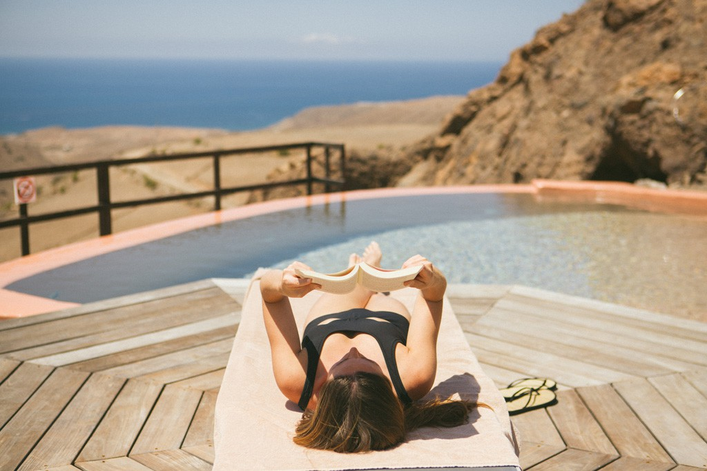 El establecimiento es perfecto para desconectar y entregarse a la calma y a la serenidad.