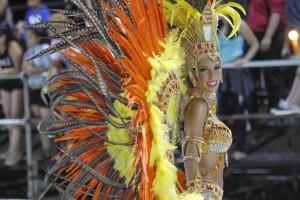 La tradición de carnavales es tan grande como en el propio Brasil