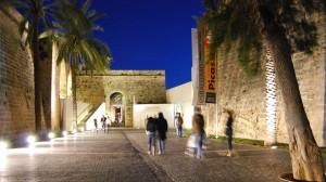 El museo de arte moderno y contemporáneo Es Baluard