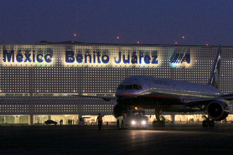 Madrid a México vuelos