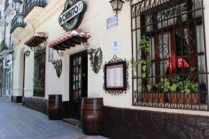 Restaurante Chikito, antiguo Café Alameda.