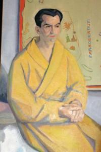 Retrato de Lorca de Gregorio Toledo (1932).