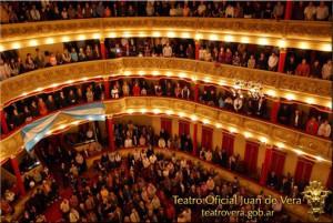Teatro Oficial Juan de Vera.