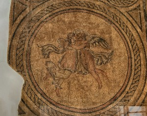 Eros y Psique, s. III-IV Córdoba en Otoño