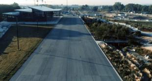 El antiguo aeropuerto de Montaudran está de estreno.