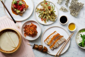 En Kym's proponen una selección de platos que reinterpretan los clásicos chinos.