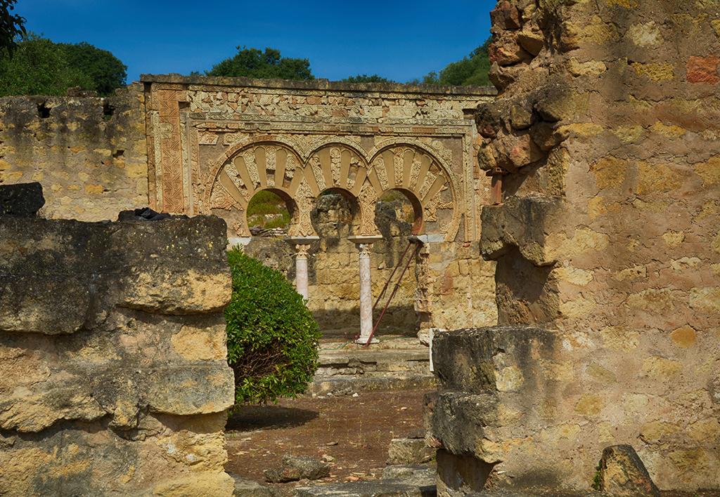 Medina Azahara Córdoba en Otoño