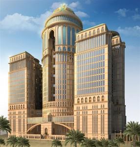Hotel Abraj Kudai: el futuro hotel más grande del mundo.