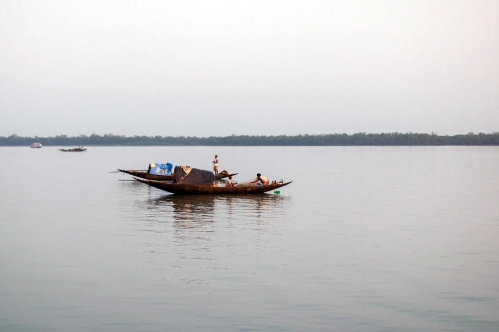 El delta del Ganges es el más extenso del mundo.