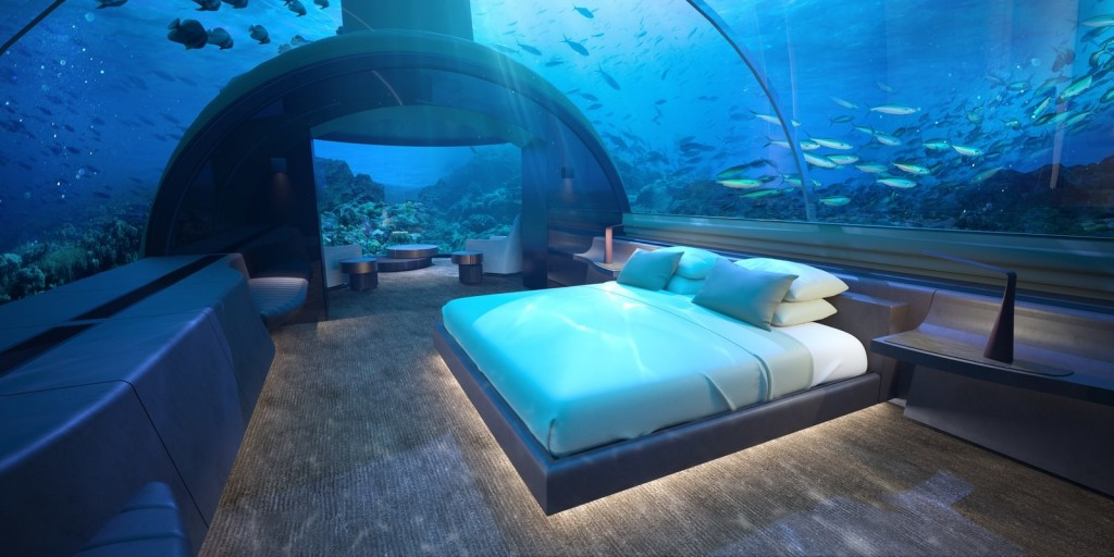 Dormir en estas condiciones... ¿placer o agobio?