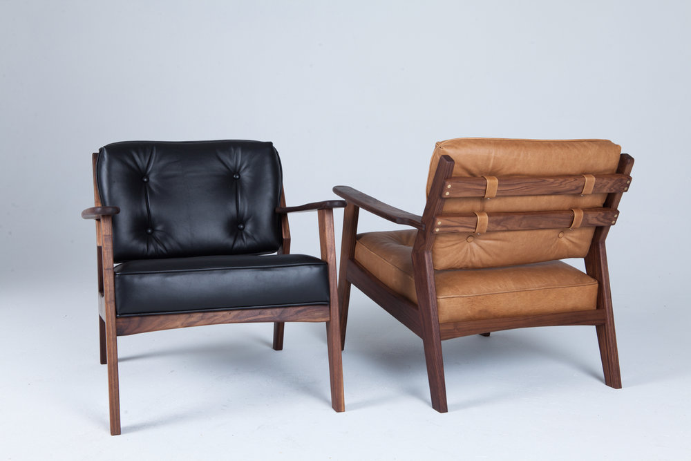 El estilo de vida playero y la filosofía japonesa Wabi-Sabi dejan su impronta en los diseños de Sean Woolsey.