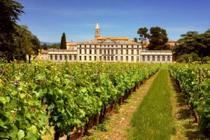 Château de Pennautier es una de las mejores direcciones para una cata de vinos locales. Foto: Château de Pennautier.