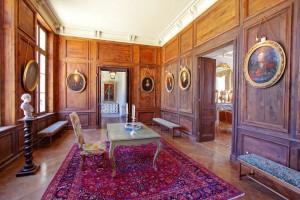 El Château de Pennautier se puede visitar. Foto: Château de Pennautier.