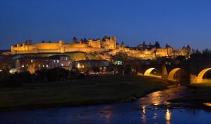 La ciudadela de Carcassonne. Foto: © Paul Palau.