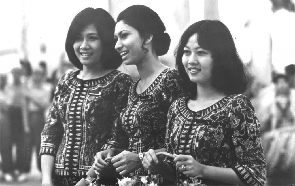 Imagen de principios de los 70.