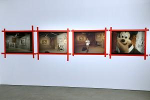 Fotografias de Tseng Kwong Chi.