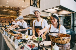 El pasado 11 de noviembre ganaron el premio Hot Concepts a Mejor Servicio Rápido por la innovación de la oferta gastronómica. Los galardones Hot Concepts reconocen el trabajo y la profesionalidad del foodservice español.