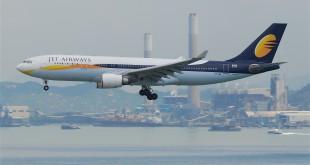 Airbus A330-200 de Jet Airways.