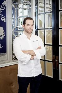 El chef Mario Sandoval, dos estrellas Michelin, tres soles Repsol y Premio Nacional de Gastronomía. ,