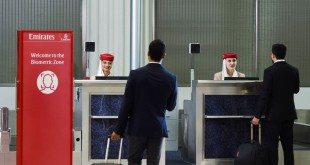 Ruta Biometrica Emirates