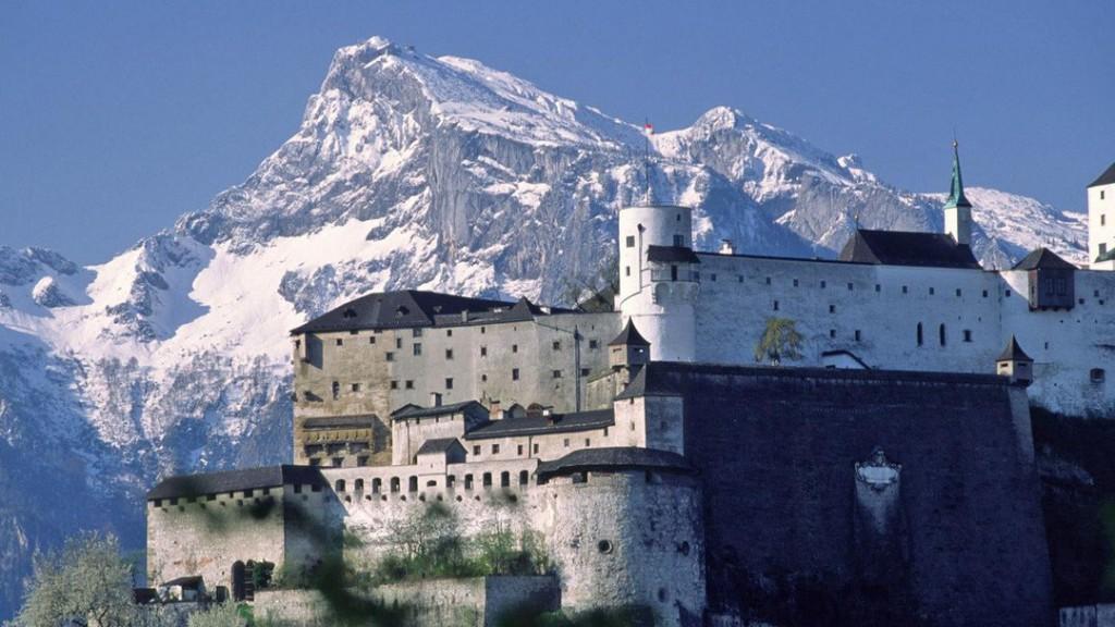 Fortaleza de Hohensalzburg. Foto: Salzburg.info