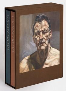 """Esta monografía de Lucien Freud recoge 486 ilustraciones de sus obras, entre las que se incluyen algunos dibujos inéditos, como """"Naked portrait"""" (2005)."""