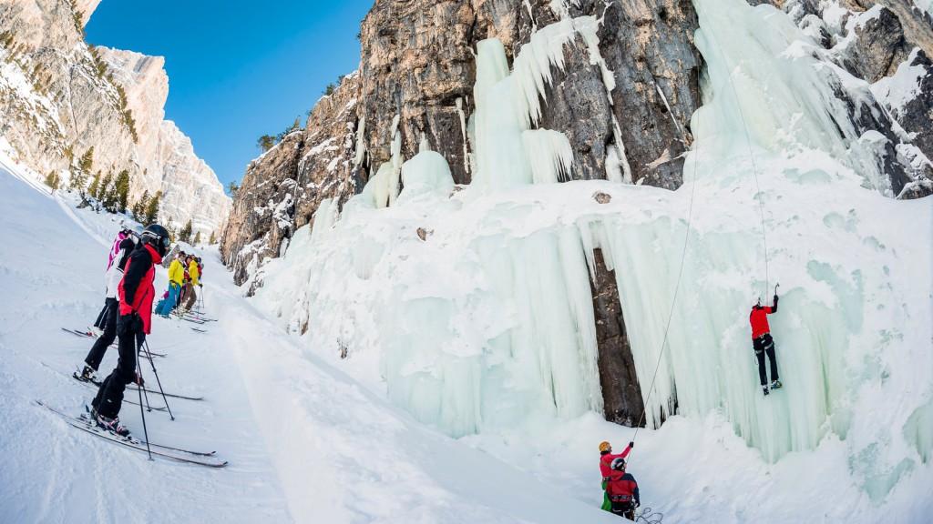 Cortina d'Ampezzo no solo es esquí.
