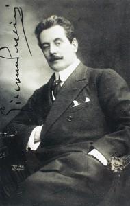 Lucca vio nacer a dos de los más importantes compositores italianos: Luigi Boccherini y Giacomo Puccini (foto).