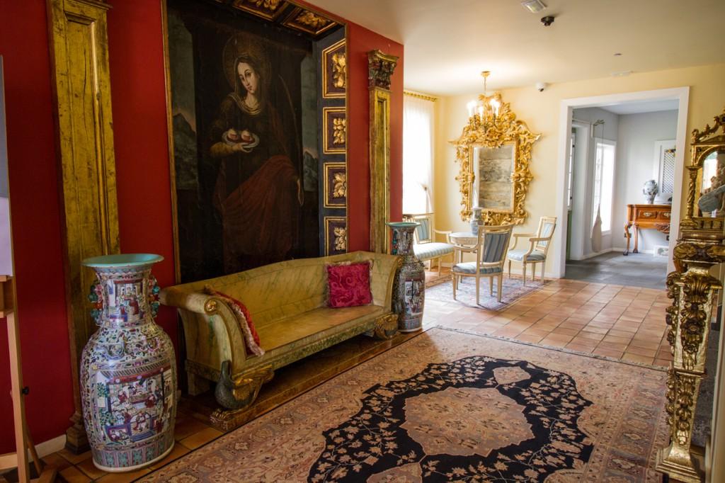 El Hotel Hacienda de Abajo se halla en lo que fue una antigua azucarera del siglo XVII, en La Palma.