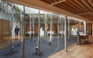 El Celler nació en 1986 en un pequeño local en Girona. En la foto, el espacio en la actualidad.