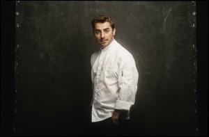 Jordi Roca tiene 40 años y comparte con sus hermanos el Premio Nacional de Gastronomía y el título de doctor Honoris Causa por la Universitat de Girona.